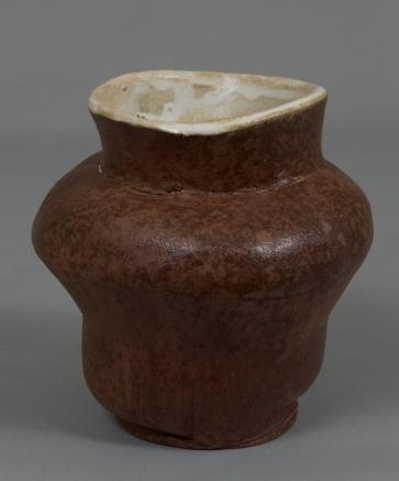 """Stoneware, Glaze 5"""" x 4"""" x 4"""""""